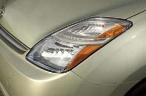 headlight installation
